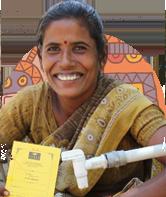 Portrait of Vimala